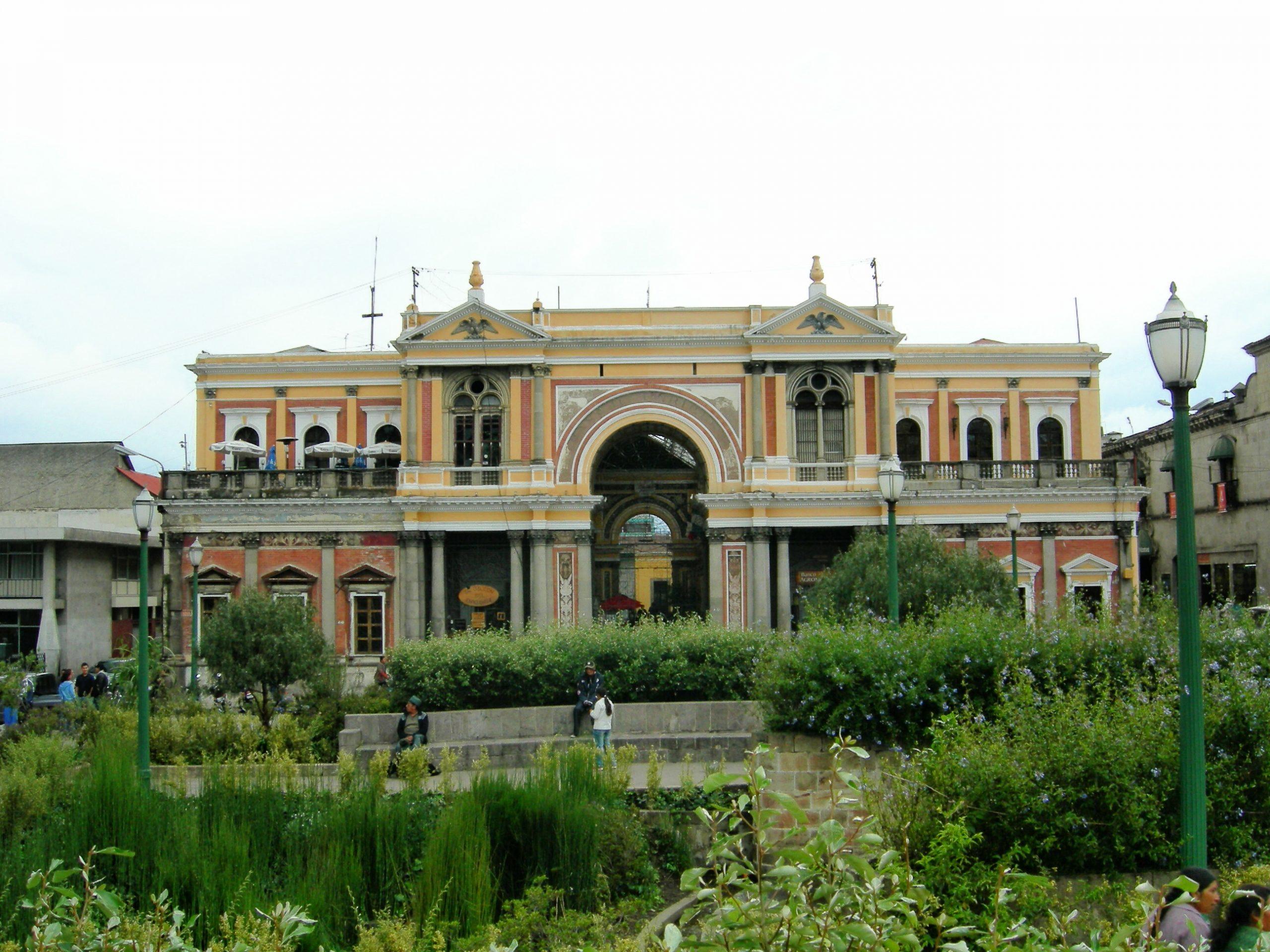 Parque Quetzaltenango-Radio TGD