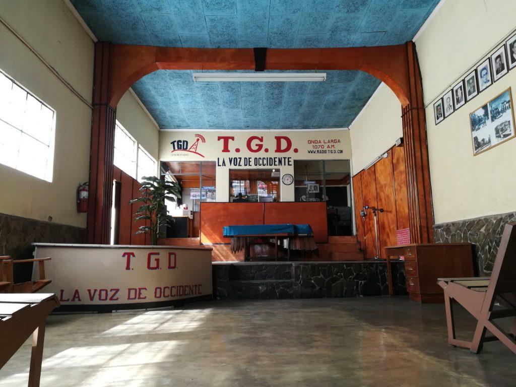 Teatro Estudio TGD-Quetzaltenango Guatemala
